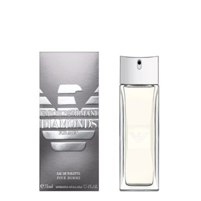 EMPORIO ARMANI DIAMONDS FOR MEN EDT Vapo 100 ml