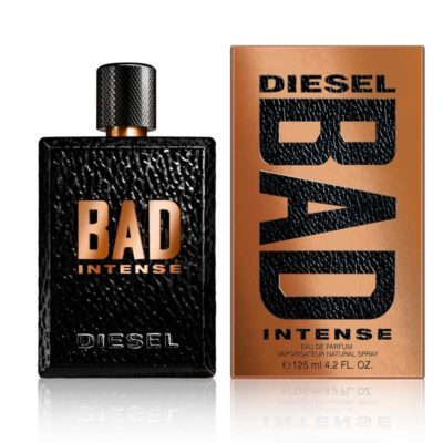 DIESEL BAD INTENSE EDP Vapo 125 ml