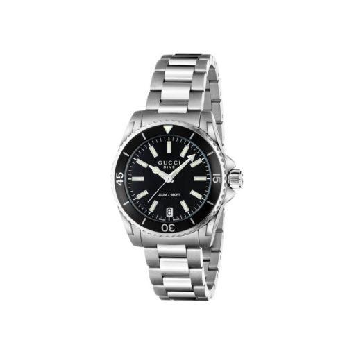steel case/md/white dial/steel bracelet