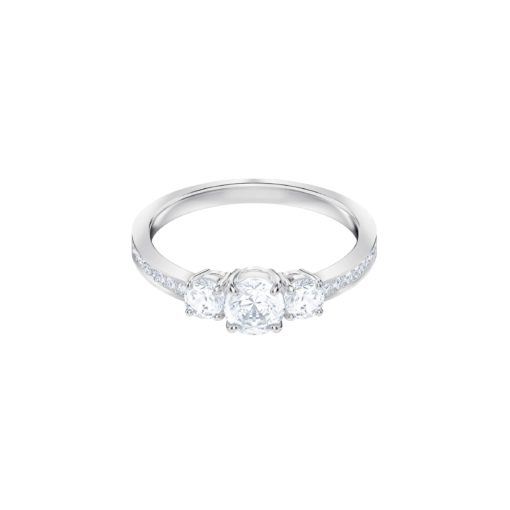 ATTRACT TRILOGY:ANILLO RND CZWH/RHS 52