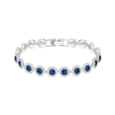 ANGELIC:PULSERA MONT/CRY/RHS M