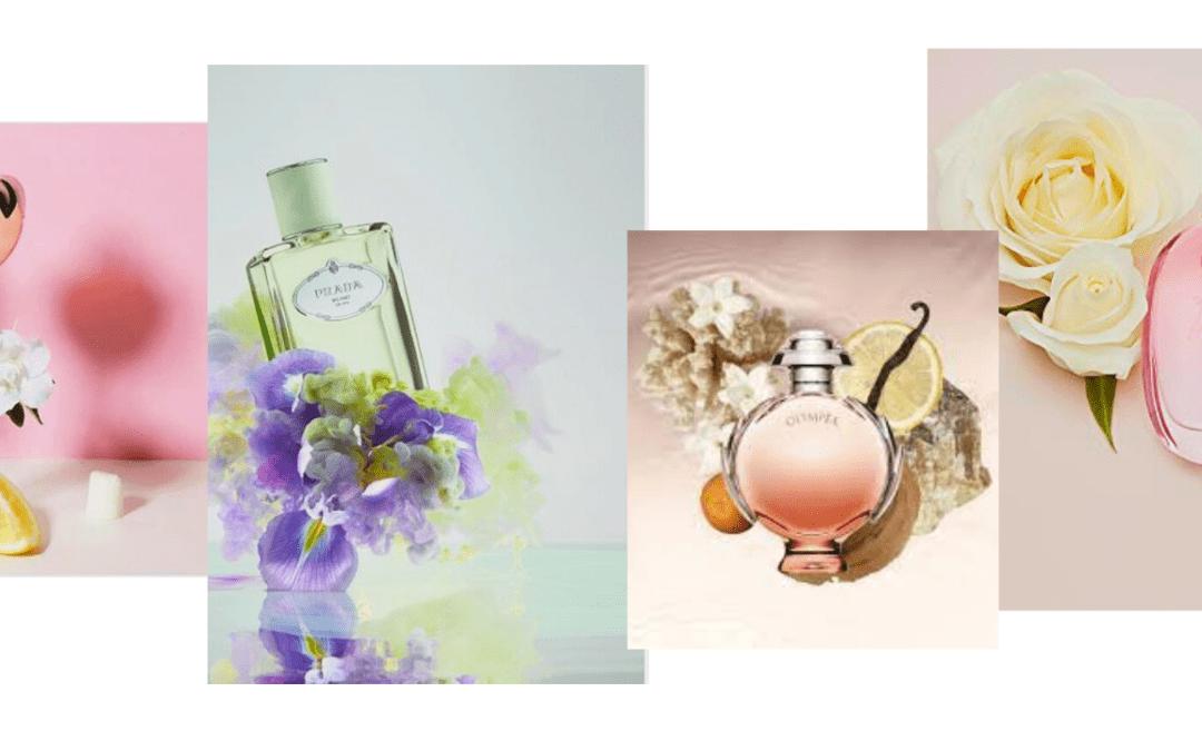 perfumes de verano mujer