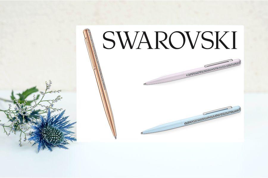 ¡Vuelta a la rutina! Hazlo con los bolígrafos de Swarovski
